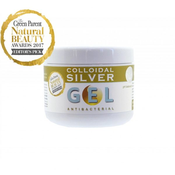 Colloidal Silvergel - Soothing & Effective Antibacterial Gel