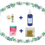 Eczema Rescue Kit (for babies, children and adults)