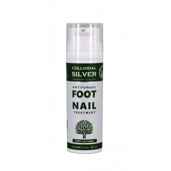 Antibacterial Fungal Foot and Nail Treatment