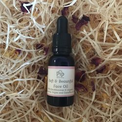 Soft and Beautiful Frankincense night oil