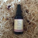 Soft and Silky Body oil with Lavender and Geranium - 50ml